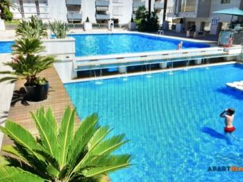 Apartbeach Novelty, a 50m de la playa,con piscina - Apartment in SALOU